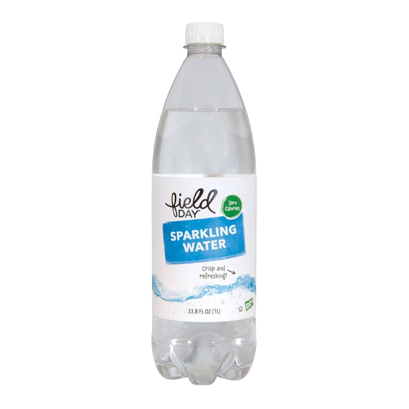 Field Day Plain Sparkling Water - Sparkling Water - 33.8 fl oz.