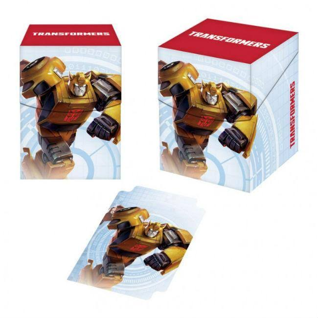 Transformers Bumblebee PRO-100+ Deck Box