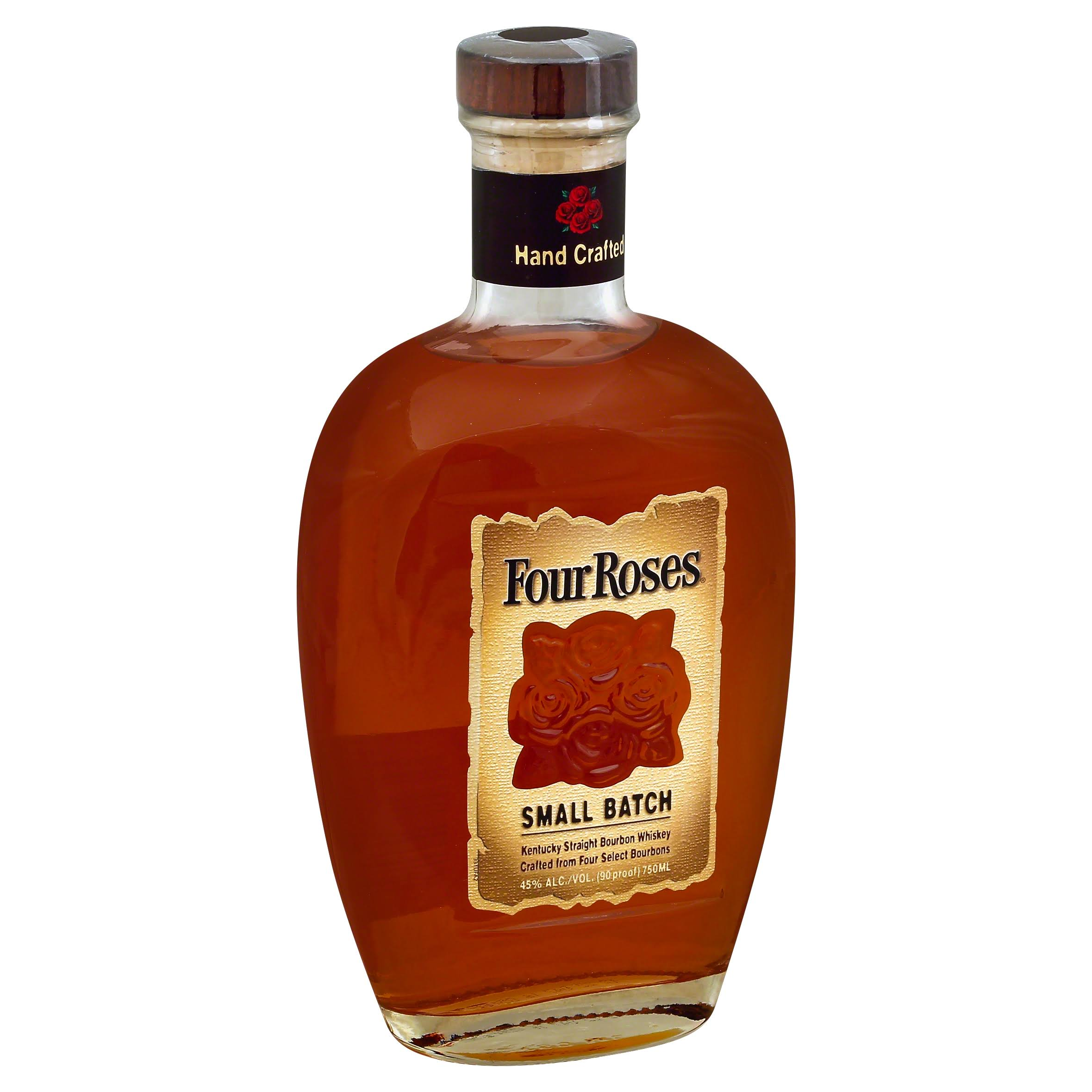 Four Roses Small Batch Bourbon - 750ml
