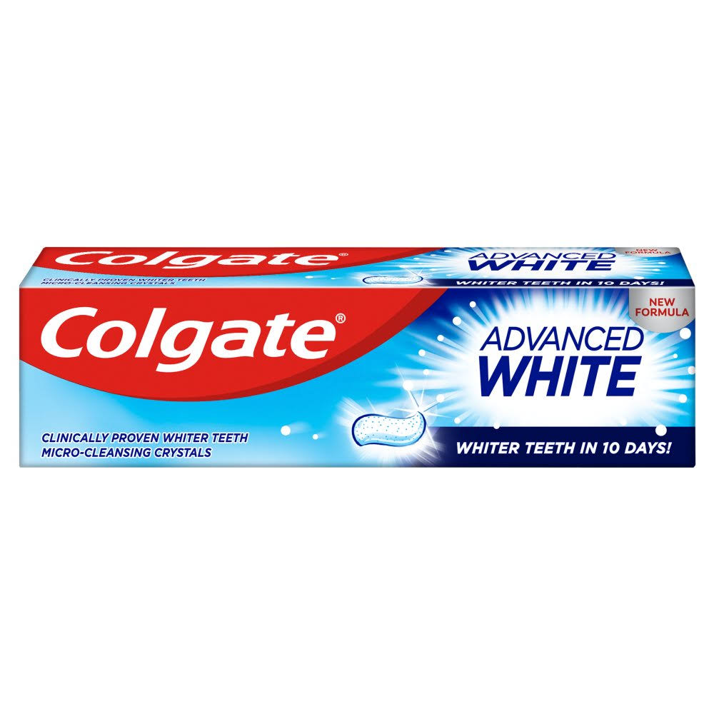 Colgate Advanced White Toothpaste 75 ml