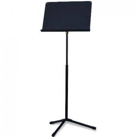 Hercules BS200B Stackable Orchestral Music Stand - Black