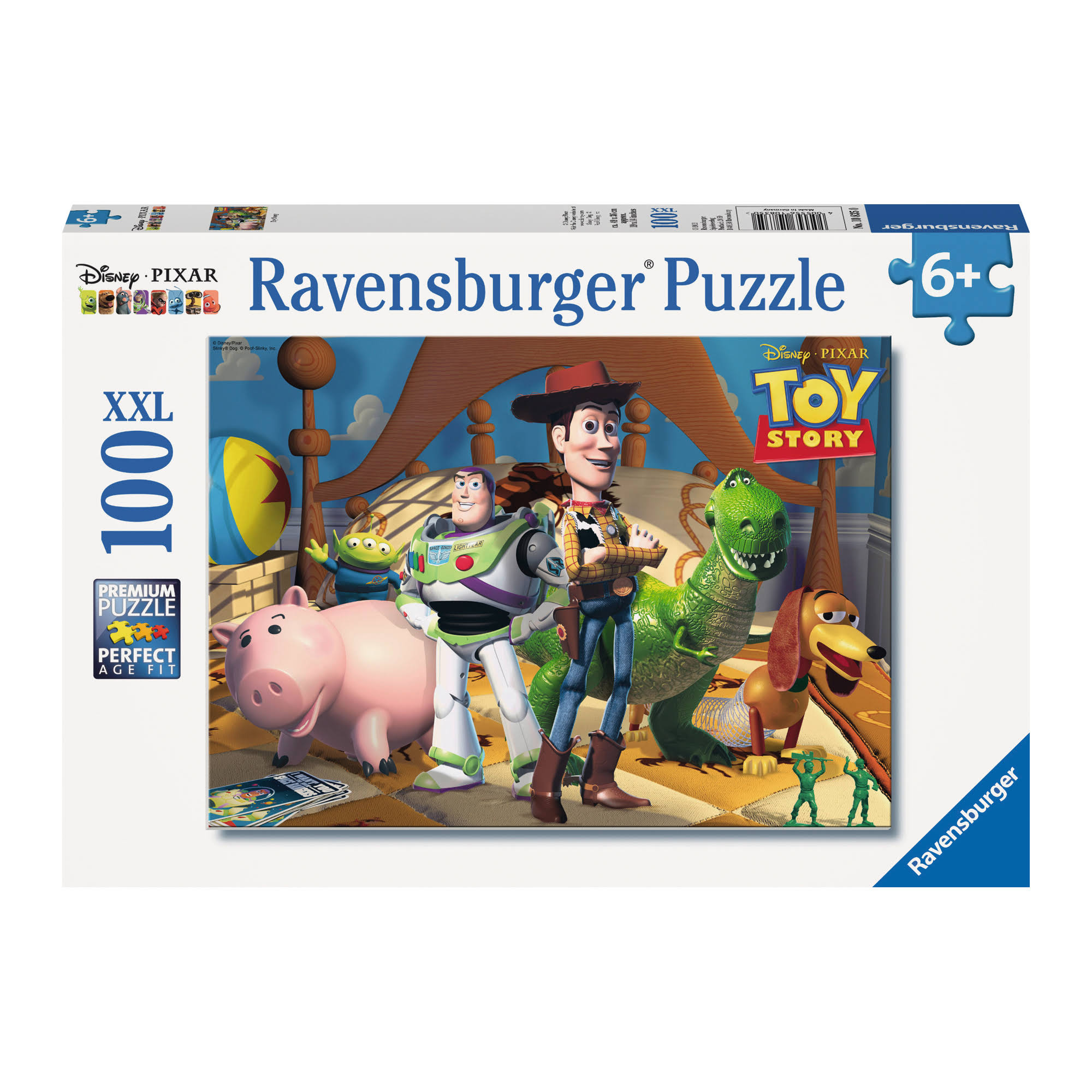 Ravensburger Disney Toy Story XXL Jigsaw Puzzle - 100pc