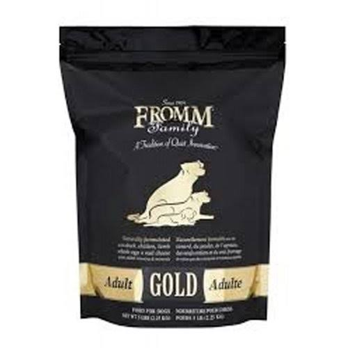 Fromm Gold Adult Dry Dog Food, 5 Pounds