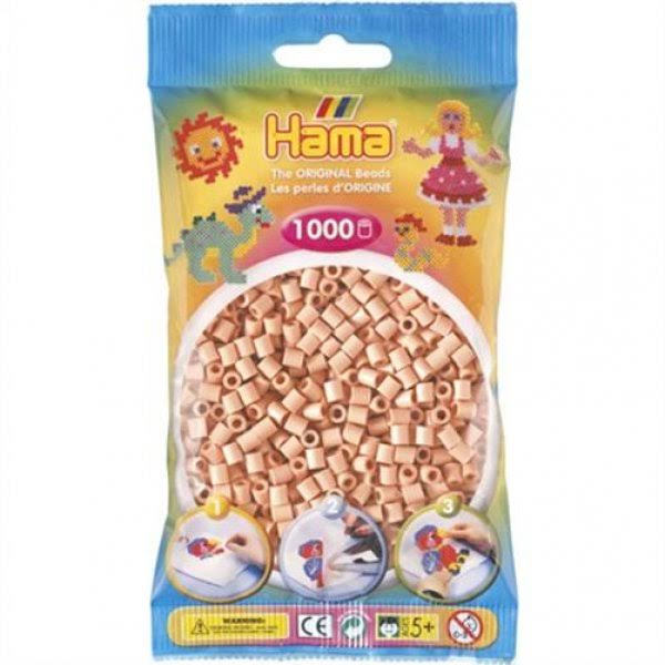 Hama Original Beads - Light Pink, 1000 Beads