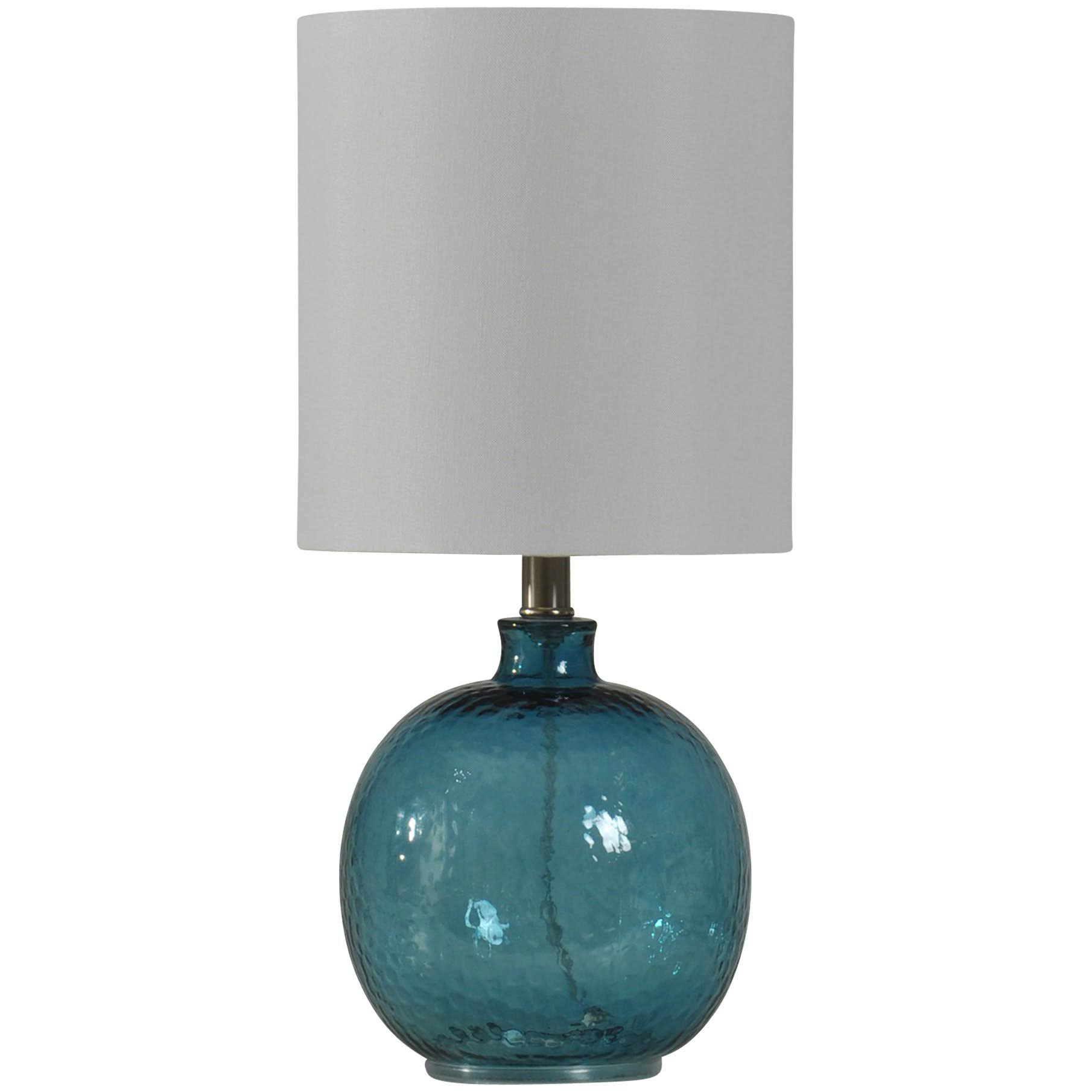 Gwg Outlet Table Lamp in Cerulean Finish L13168DS