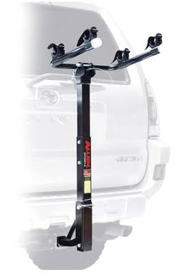 Allen Sports Deluxe 2-Bike Hitch Mount Rack