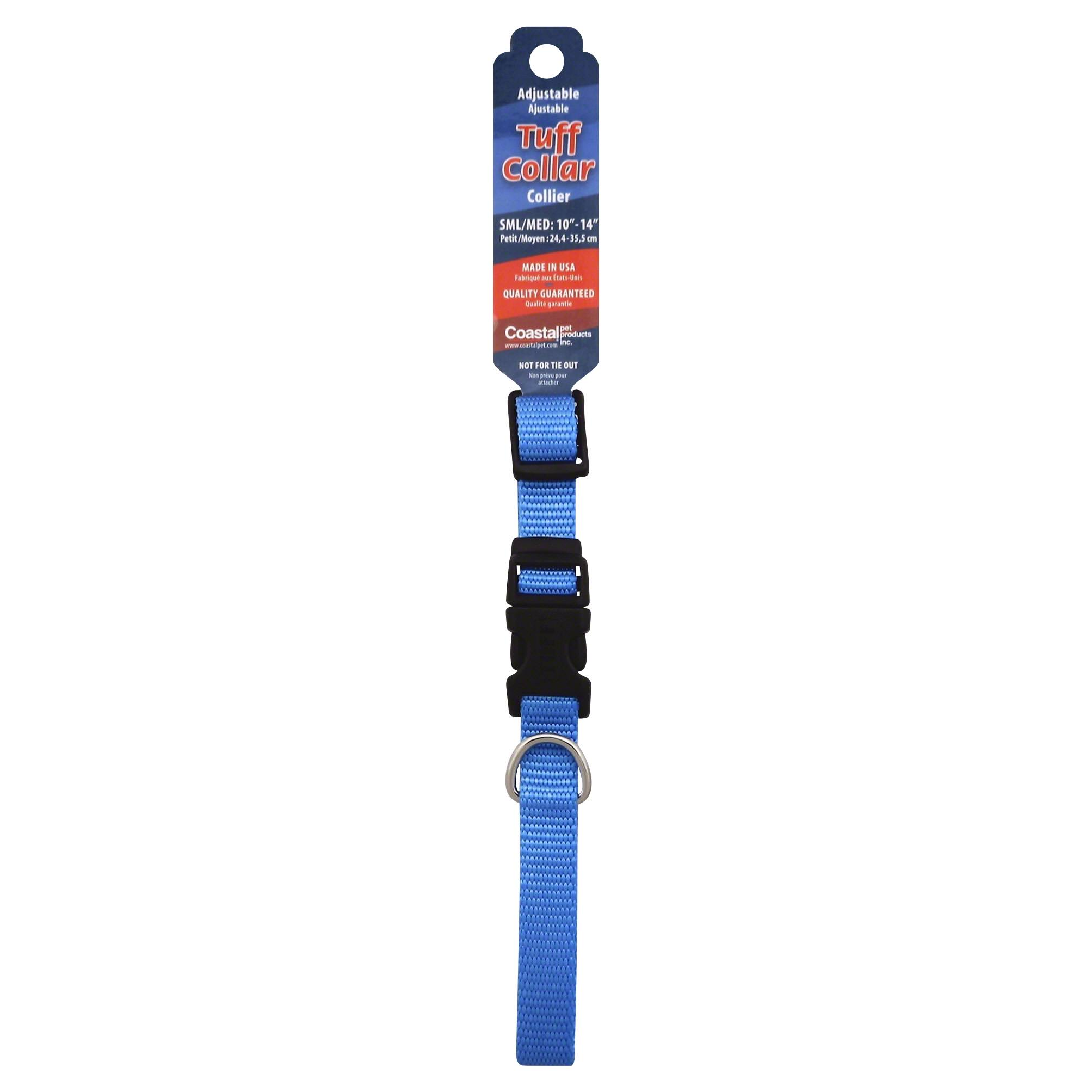 Coastal Pet Products Collar - Blue, Nylon