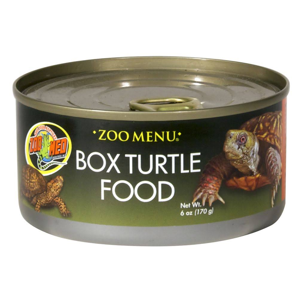Zoo Med Laboratories Box Turtle Food - 6oz
