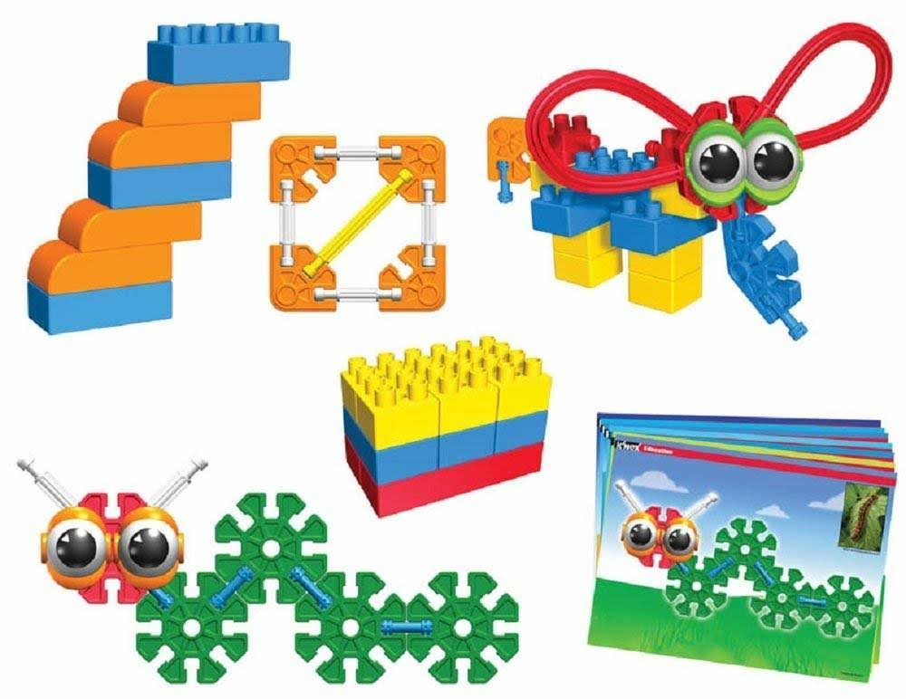 K'Nex Education Kid 78690A Classroom Collection Construction Set