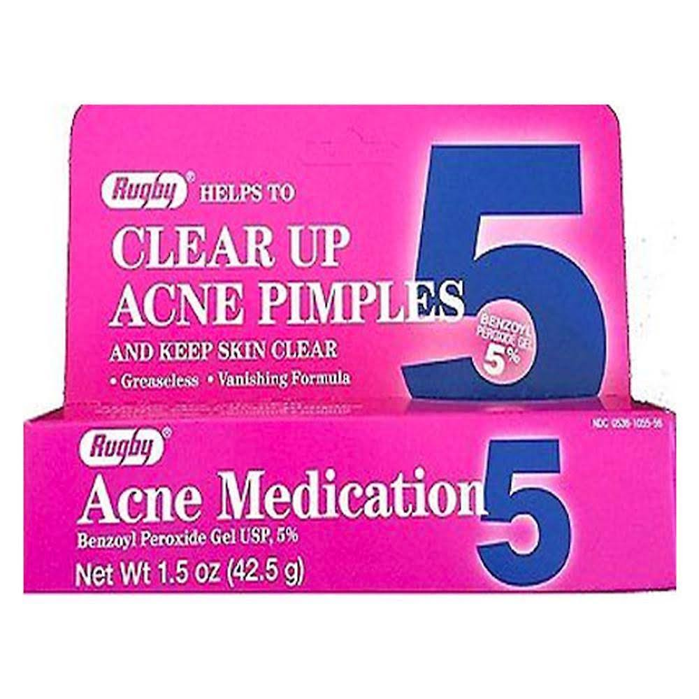 Rugby Acne Medication - 42.5g
