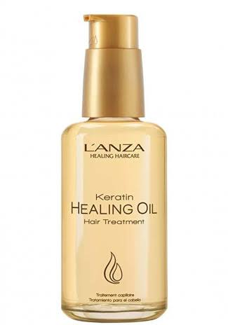 Lanza Keratin Healing Oil Treatment - 3.4oz