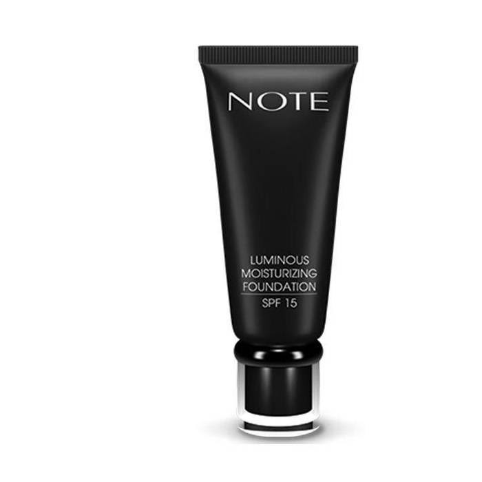 Note Luminous Moisturizing Foundation - SPF15, 03 Beige