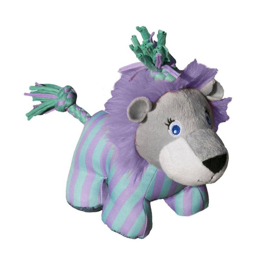 Kong Knots Dog Toy - Carnival Lion