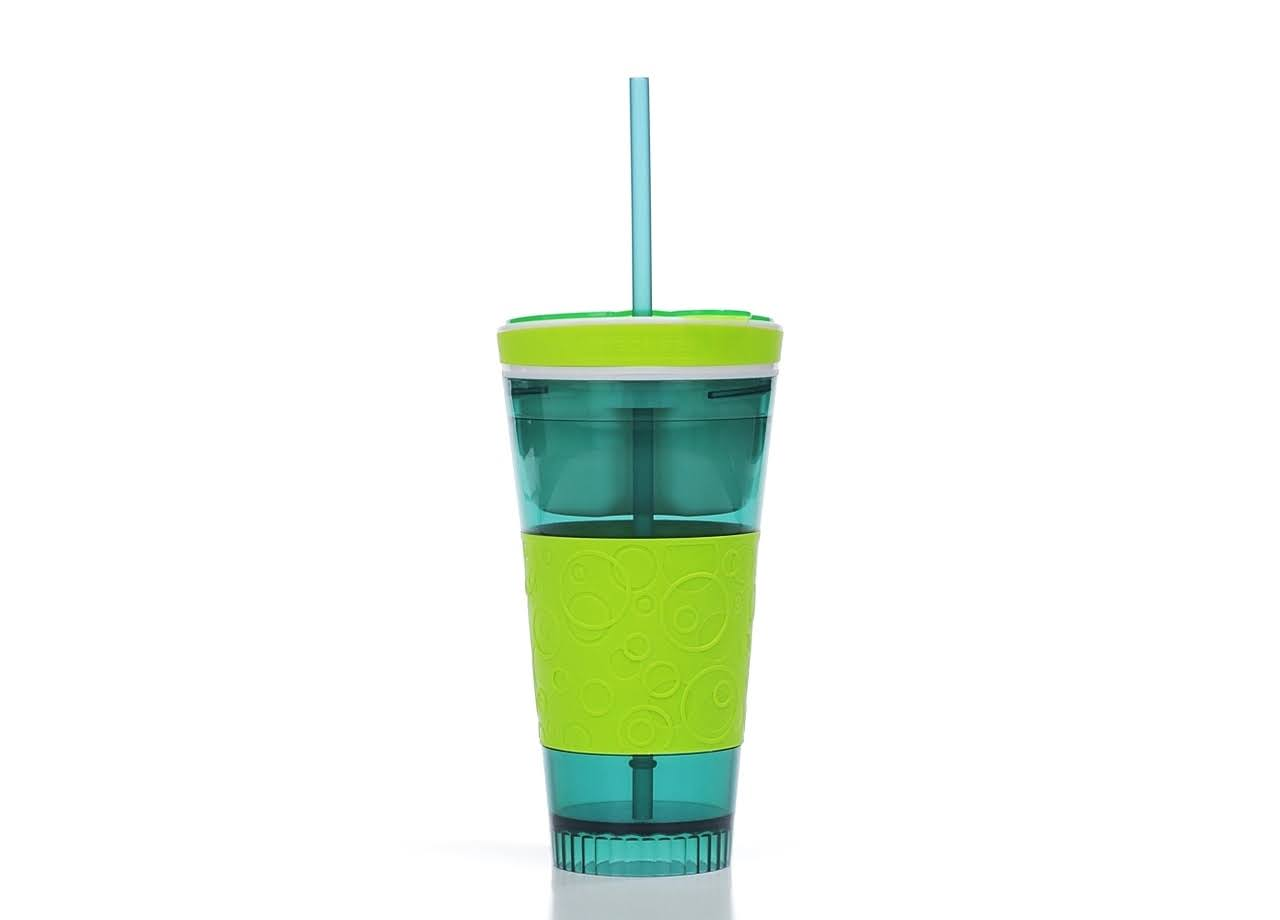 Snackeez 2 in 1 Snack and Drink Cup - 16oz