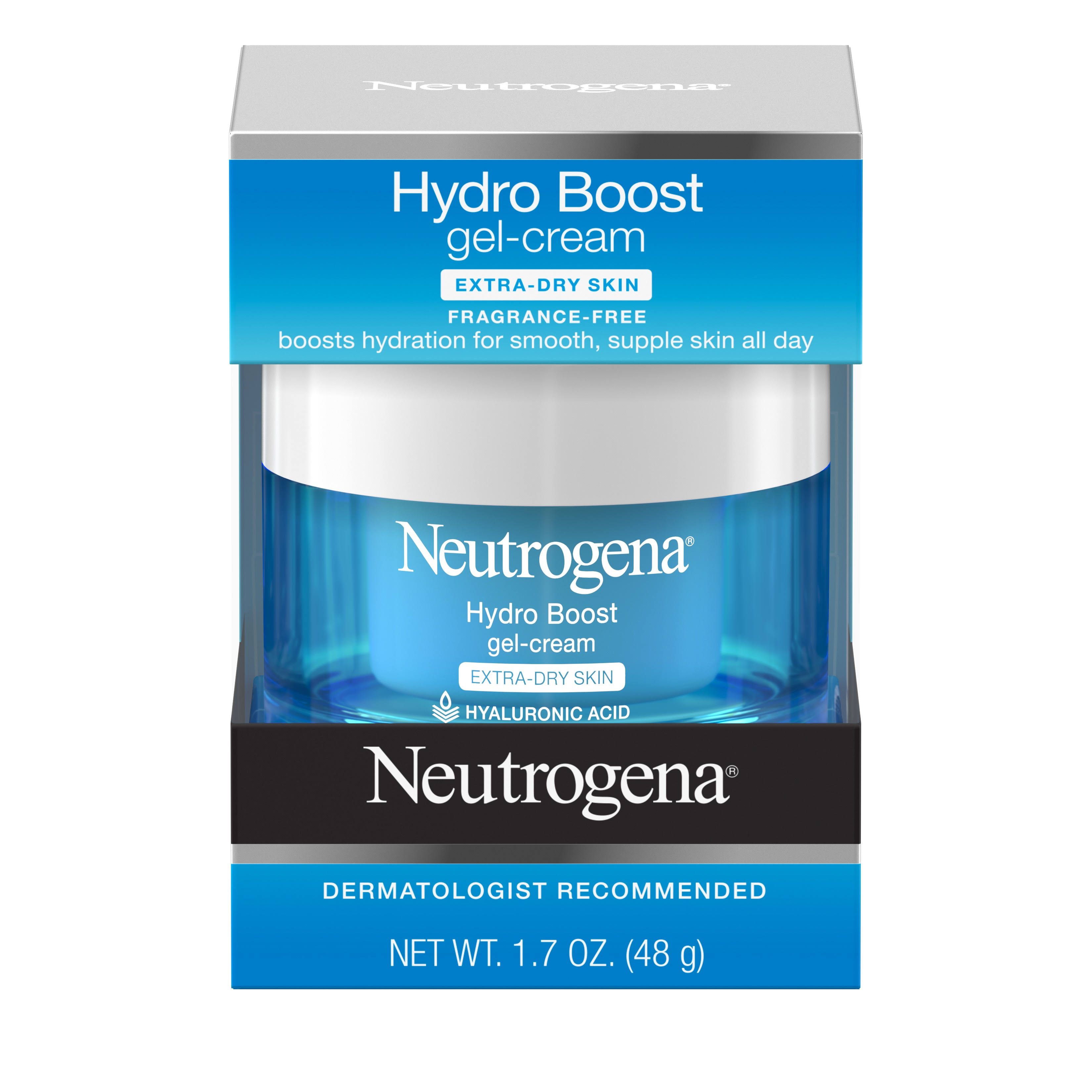Neutrogena Hydro Boost Gel Cream - Extra Dry Skin, 1.7oz