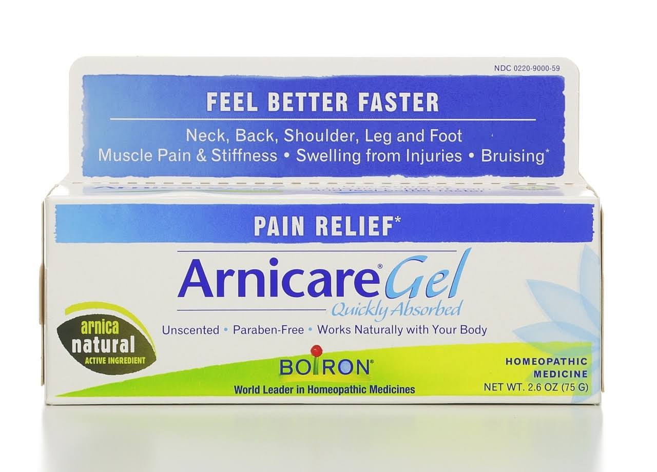 Boiron Arnicare Gel Homeopathic Medicine - 2.6oz
