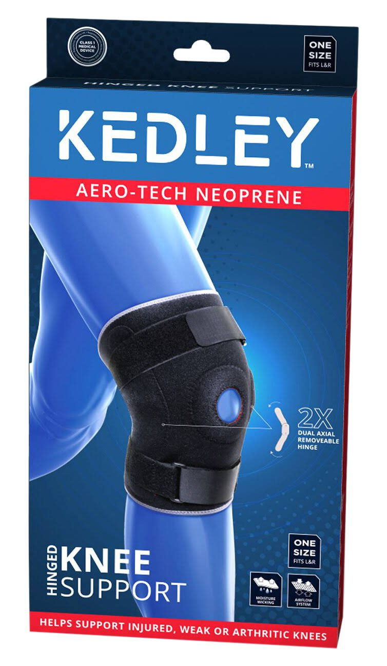 Kedley Knee Ked025 Support Double Hinge
