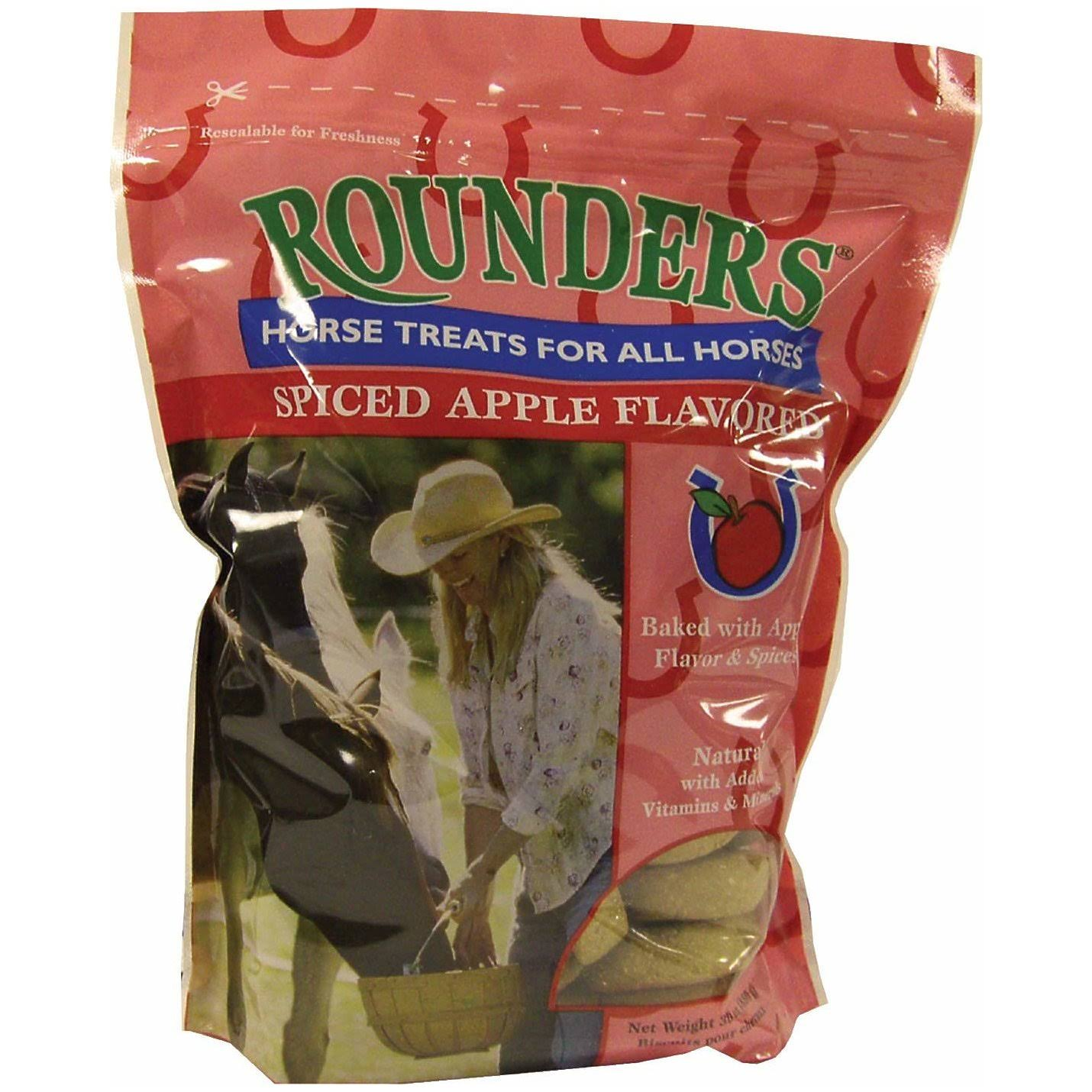 Rounders Horse Treat - Apple
