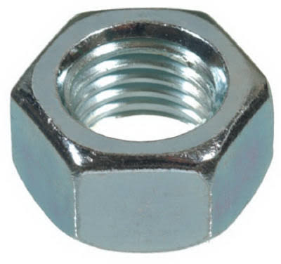 "Hillman Hex Nut - 1"", 10pcs"