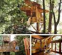 10 Amazing Tree Houses: Plans, Pictures, Designs, Ideas & Kits ... - Tree House Plans