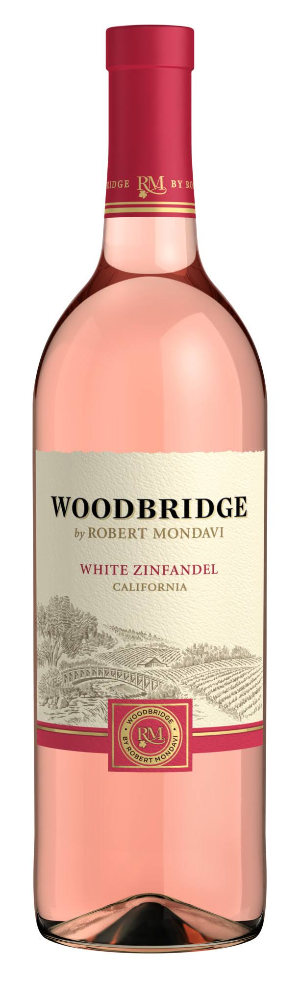 Woodbridge by Robert Mondavi White Zinfandel Wine