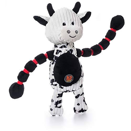Charming Pet Thunda Tugga Dog Toy Cow