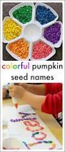 Spookley The Square Pumpkin Preschool Activities by Name Activities With Colorful Pumpkin Seeds Activities Rainbows