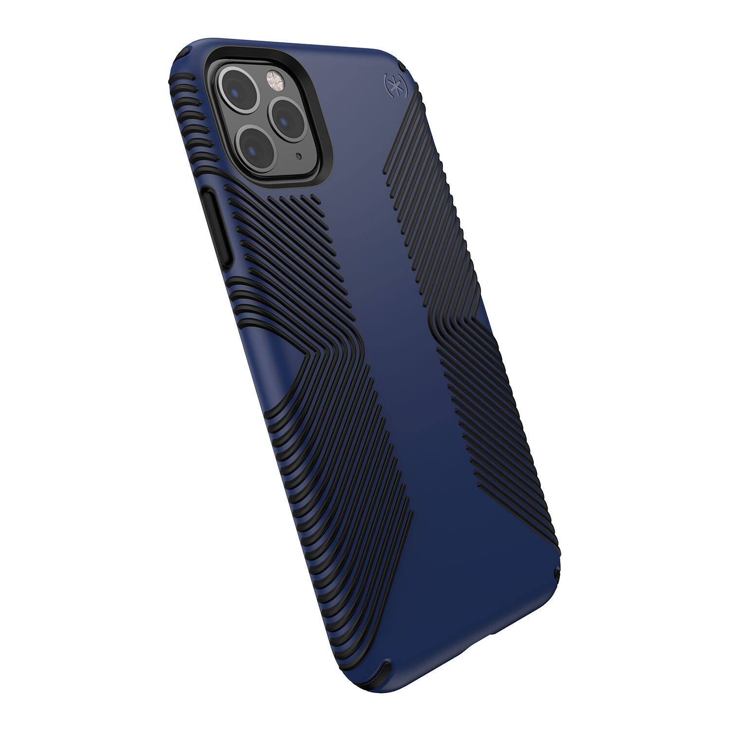 Speck - Presidio Grip Case for Apple iPhone 11 Pro Max - Coastal Blue/Black