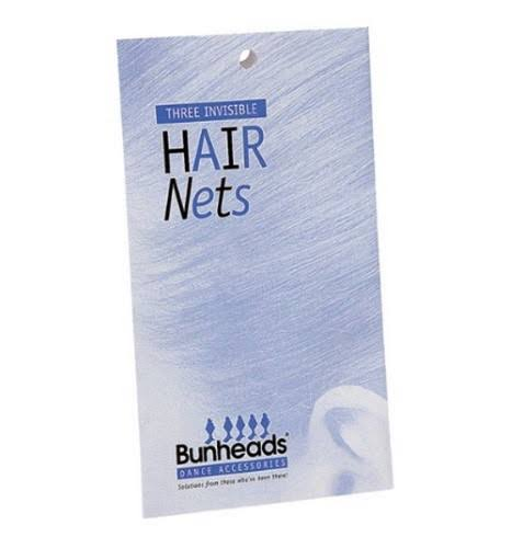 Capezio Hair Nets | 1111 Black