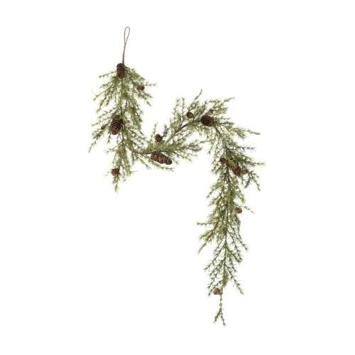 Sullivans Whimsical Pine Garland, Size: One size, Brown