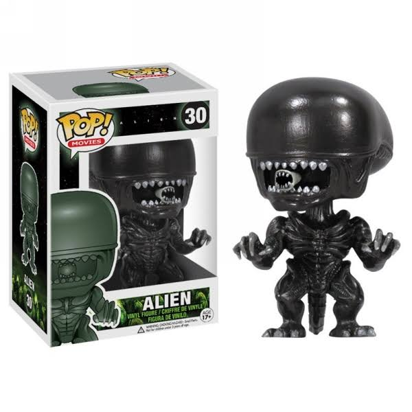 Pop Movies Alien Vinyl Figure