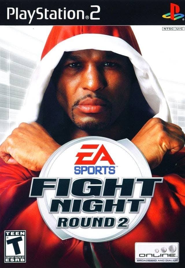 Fight Night Round 2 - PlayStation 2