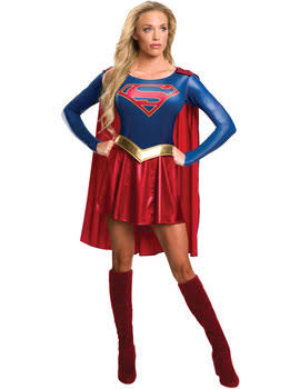 Rubie's Costumes Supergirl Tv Series Adult Costume