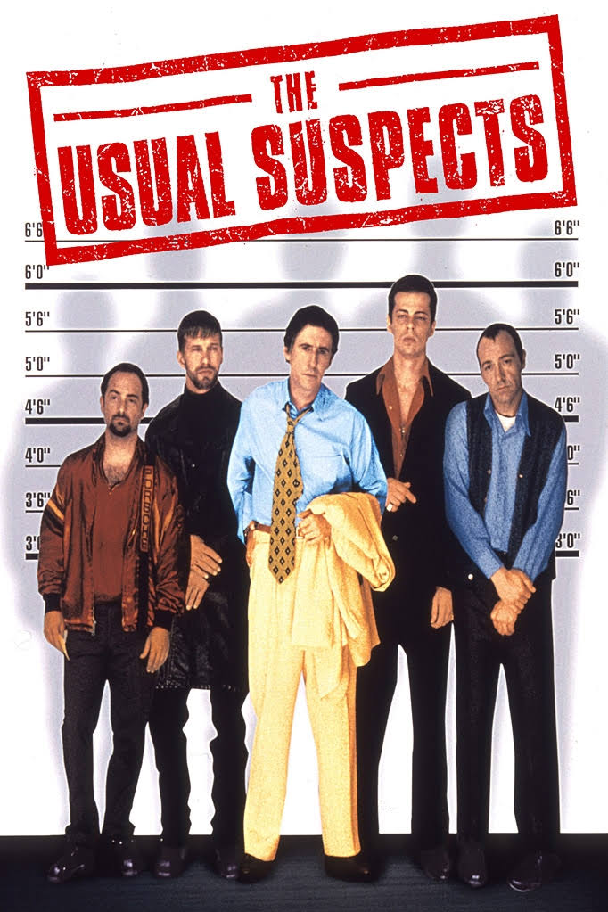 The Usual Suspects-The Usual Suspects