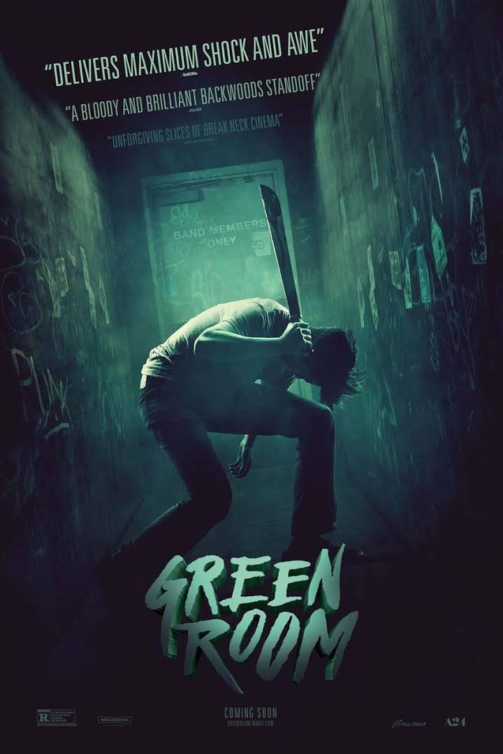 Green Room-Green Room