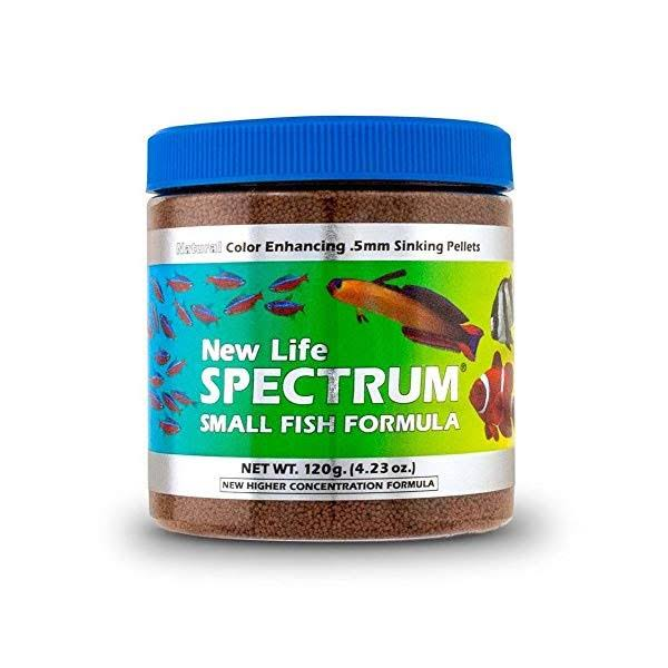 New Life Spectrum Small Fish Formula - 140g