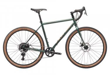 Kona Rove ST 2019 Gravel Bike - Green and Copper