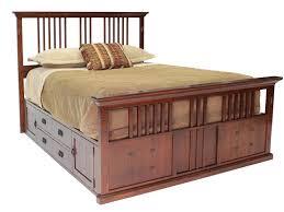 Macys Full Headboards by Platform Bed Queen Platform Bed Wood Happywords Dark Wood Bed