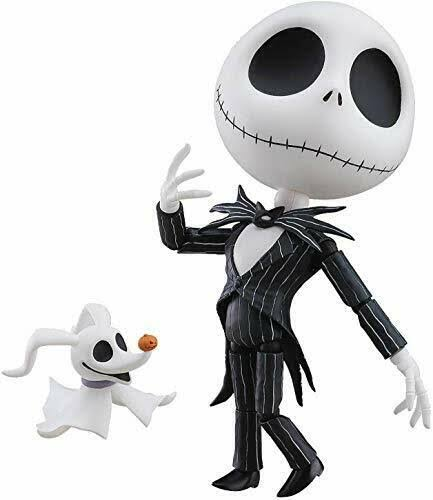 Good Smile Company Nendoroid the Nightmare Before Christmas Jack Skellington Action Figure - 5""