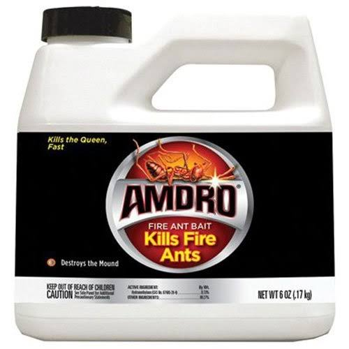 Amdro Ambrands #2456441 6oz Fire Ant Bait