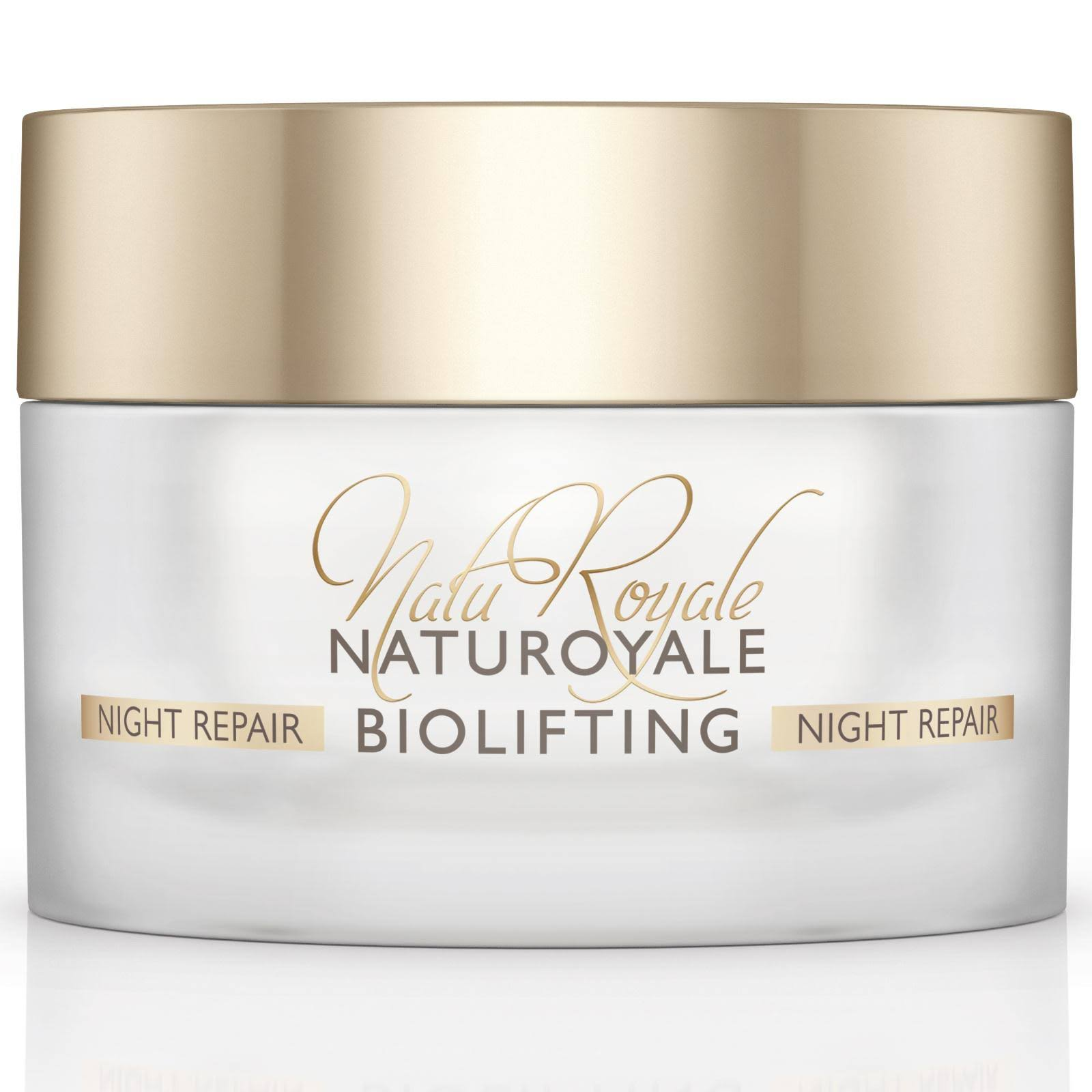 Annemarie Borlind Naturoyale Biolifting Night Repair Cream - 50ml