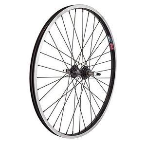 "Wheel Master Rear Bicycle Wheel - 24""x1.75""x36"", Black"