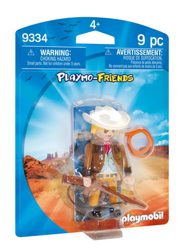 Playmobil Playmo-Friends Sheriff Figure Building Set