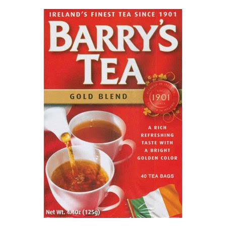 Barry's Tea - Gold Blend, 40 Tea Bags, 125g