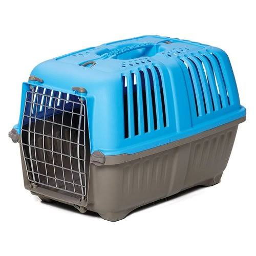 "Midwest Homes for Pets Spree Travel Carrier - 19"", Blue"