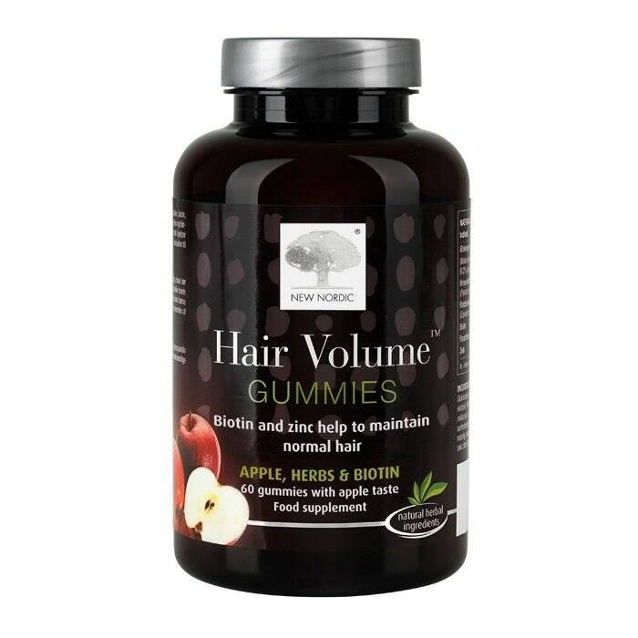 New Nordic Hair Volume Supplements - 60ct