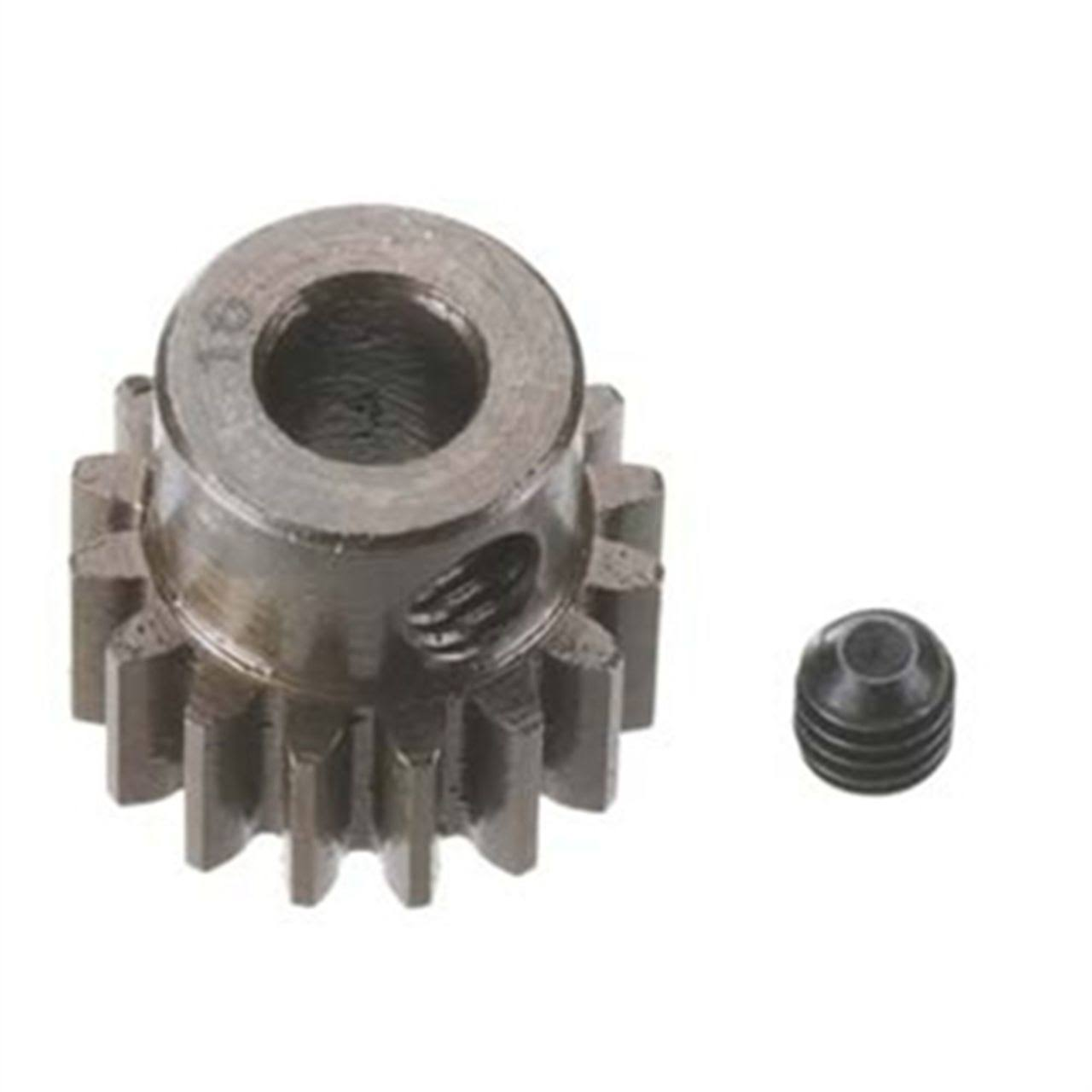 Robinson Racing MOD0.8 16T Extra Hard Steel Pinion Gear