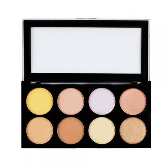 Makeup Revolution Ultra Strobe and Light Contouring Palette