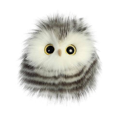 Aurora World Plush Luxe Boutique Aderyn Owl