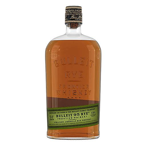 Bulleit Rye Frontier Whiskey - 1.75 L bottle